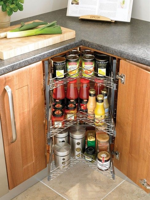 17 best ideas about cabinet organizers on pinterest for Corner kitchen cabinet organization ideas