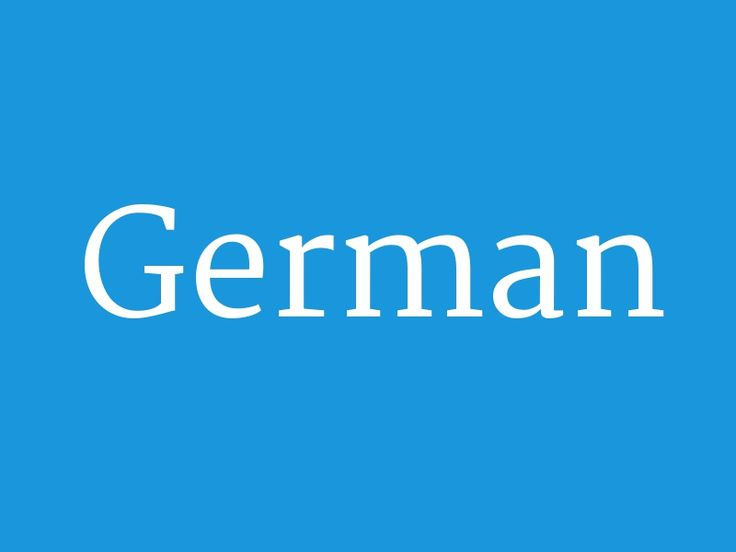 "German – from the collection ""Huge List of Baby Boy's Names in Alphabetical Order"""