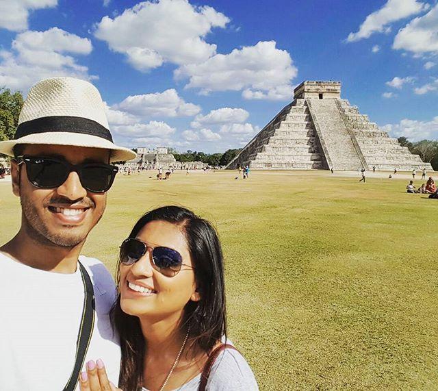 Post holiday blues! #chichenitza #mayanruins #wonderoftheworld #mexico #wanderlust #passionpassport #lovetotravel #nstraveladventures