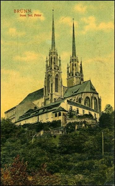Brno - Petrov (1907)