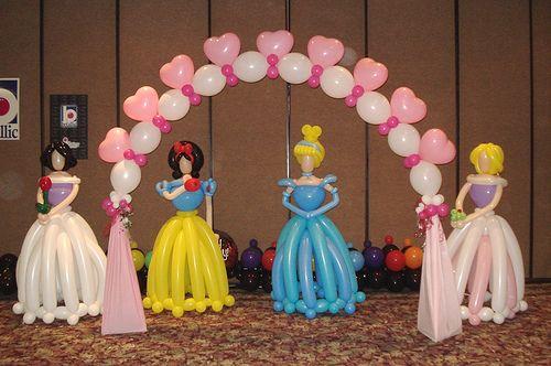 PARTY FIESTA BALLOON DECOR: Making Magic With Balloon Decor! (408) 292-6000 www.partyfiestadecor.com by Party Fiesta Balloon Decor, via Flickr