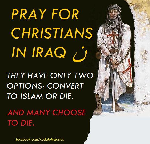 Pray for #Christians in #iraq www.opendoorsusa.org/christian-persecution/world-watch-list/iraq/