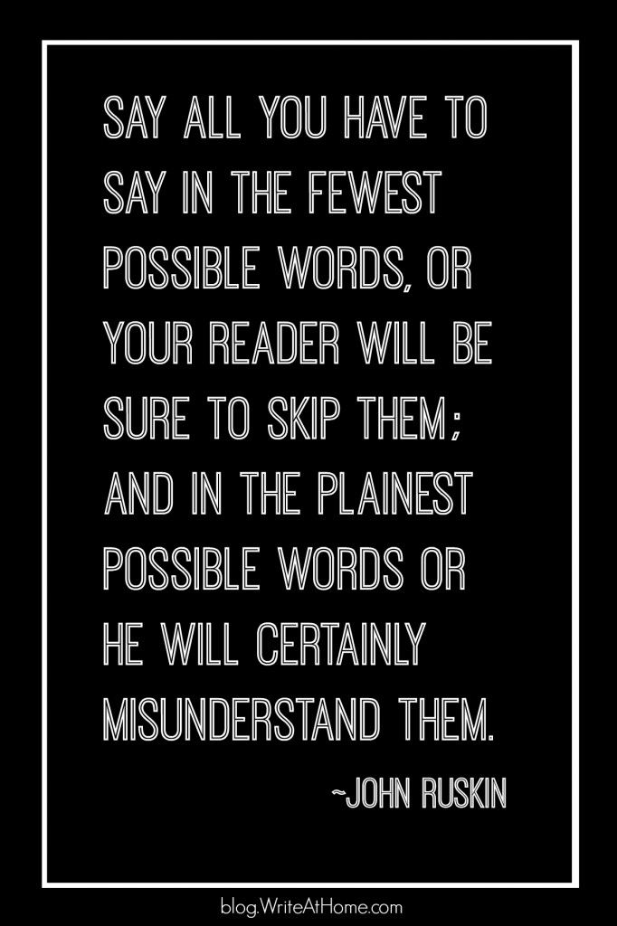 Image result for writing quote finding best words
