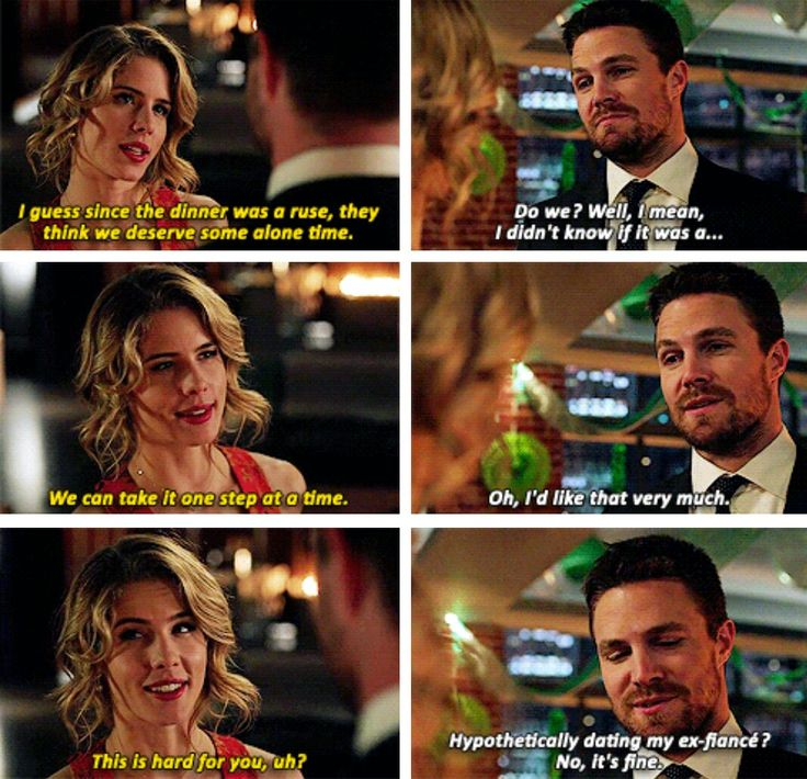 """#Arrow 5x22 """"Missing"""" - Felicity and Oliver"""