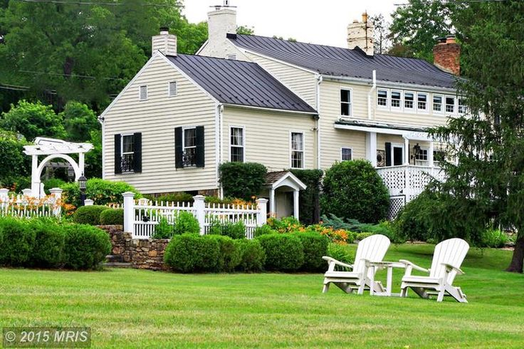 Aldie home for sale historic home aldie in ground pools