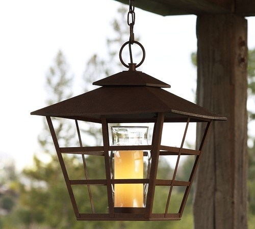 Santa Maria Pendant | Pottery Barn   Traditional   Outdoor Lighting   Pottery  Barn