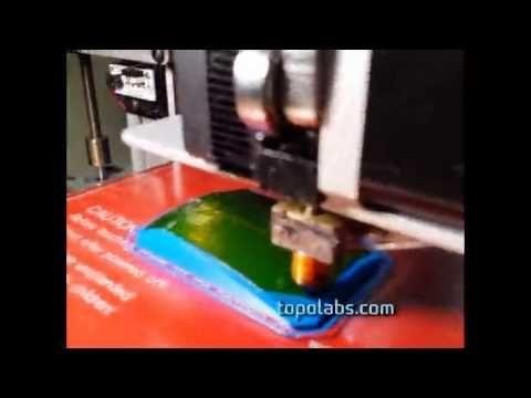 Tối ưu chất lượng in 3D trên các máy in 3D FDM - 3D Printer