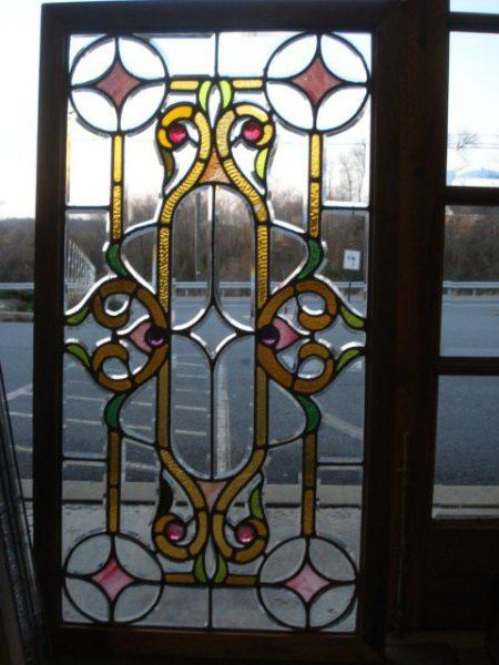 7a87e5dc71e Antique Stained Glass Windows   Beveled Windows for Sale