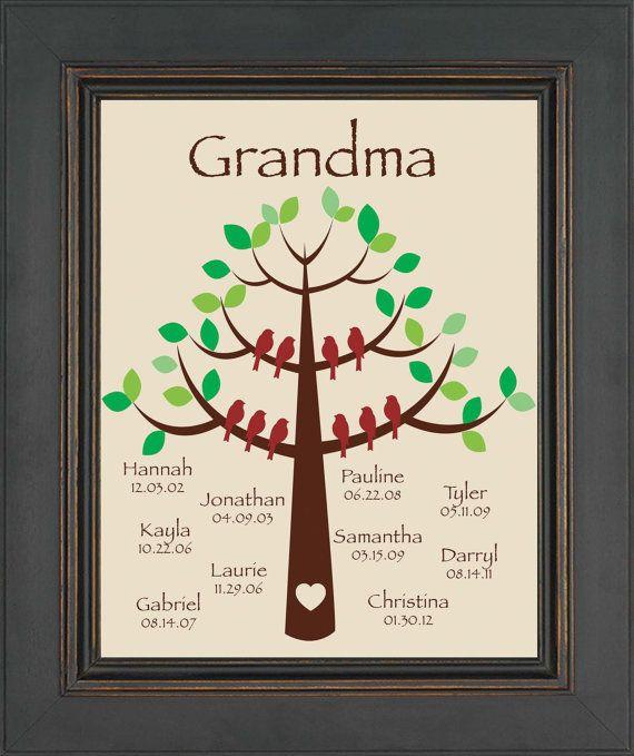 Granny Tree Skirt