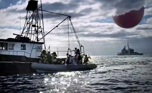Marinha dos Estados Unidos - US Navy - Comercial com Nibiru, Mensagem Subliminar?