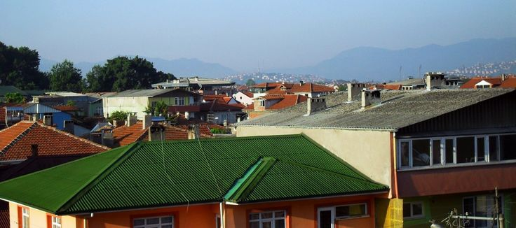 This is my view from our balcony of Adapazari, Turkey.  http://www.earthlaughsinflowers.info/turkish-living/qa-difference-living-non-expat-expat-area-turkey/