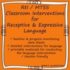 As of 5/6/14, this product contains 4 language intervention packets for elementary age children, primarily kindergarten through 2nd grade.  Each pa...
