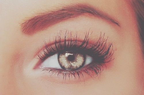 Beautiful sultry eye makeup~
