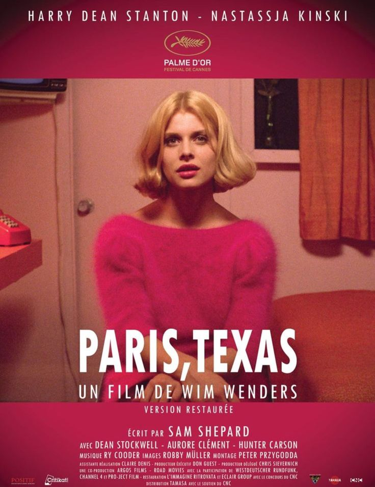 Paris, Texas 1984 . Wim Mertens.