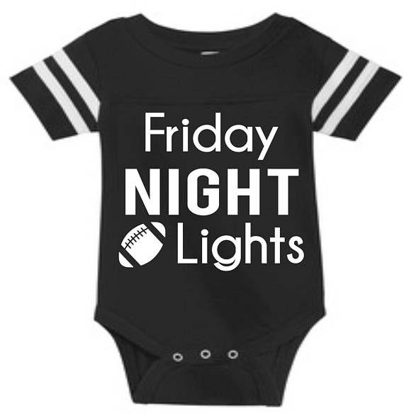 Friday Night Lights Onesie