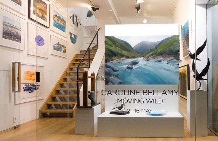 Caroline Bellamy, Arts Diary