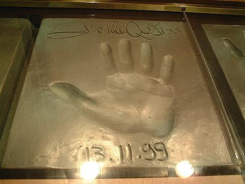 jamiroquai handprint, osaka dome