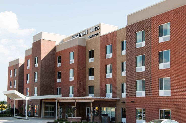 Quaker Commercial Project: TownePlace Suites, Columbia, MO