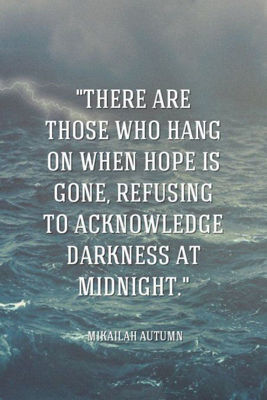When Hope Is Gone Quotes. QuotesGram by @quotesgram