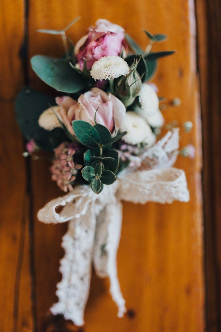 Vintage Ansteckblume|Vintage boutonnière|Hochzeit Ansteckblume|Bräutigam Ansteckblume| Bräutigam boutonnière|Sommerhochzeti boutonnière by Merve and Nils