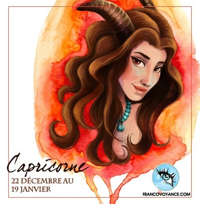 Horoscope du jour pour Capricorne
