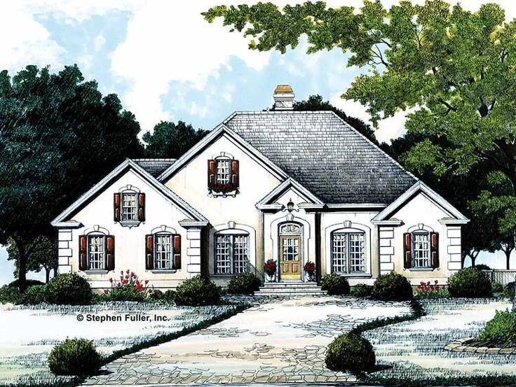 81 best houses to build images on Pinterest Home plans Square
