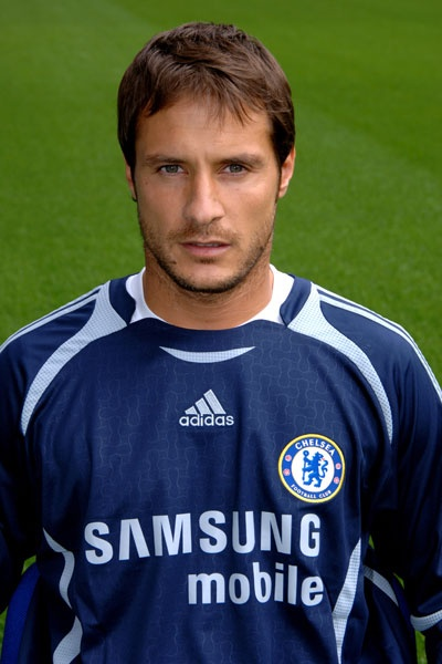 Carlo Cudicini, super goalie and deserved Player of the Year at Stamford Bridge
