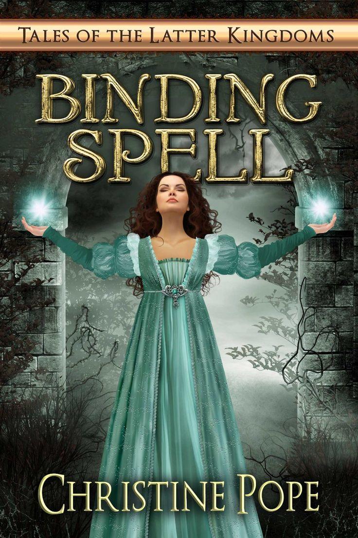 Christine Pope  Binding Spell