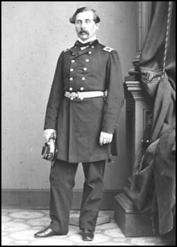 Thomas Francis Meagher ( August 3, 1823 – July 1, 1867) was an Irish nationalist and leader of the Young Irelanders in the Rebellion of 1848.   At the beginning of the American Civil War, Meagher joined the U.S. Army and rose to the rank of brigadier general.[1] He was most notable for recruiting and leading the Irish Brigade, and encouraging support among Irish immigrants for the Union.