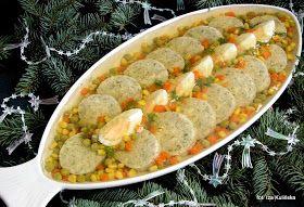 ryby , ryba , galareta , w galarecie , ryba faszerowana , święta , boże narodzenie , wigilia , smaczna pyza , przepisy , blog kulinarny , gotowanie , domowe jedzenie , potrawy wigilijne