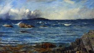 Across the sea to the island beyond  Thomas C. S. Benham