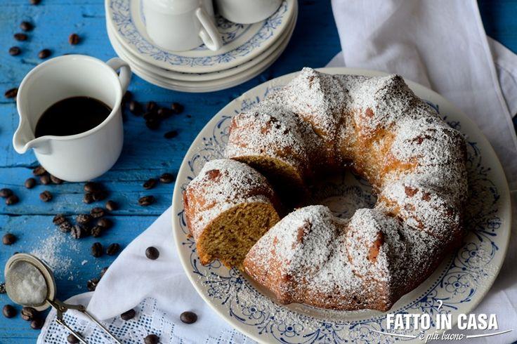 Fatto in casa è più buono!: Ciambellone Morbido al Caffè