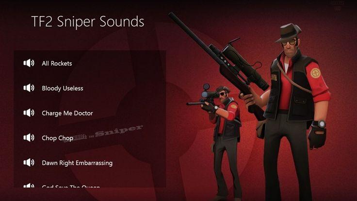 sniper- jedna z moich ulubionych klas. M a snajperke którą strzela headshoty