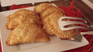Cómo hacer masa para empanadillas casera que quede crujiente y ligera