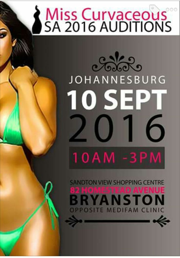 The Bold Models Group model development program in support of SA pageants. DO NOT MISS OUT!