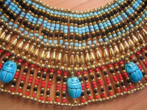 Amazing égyptienne la main Belly Dance Costume de par BellyMIX