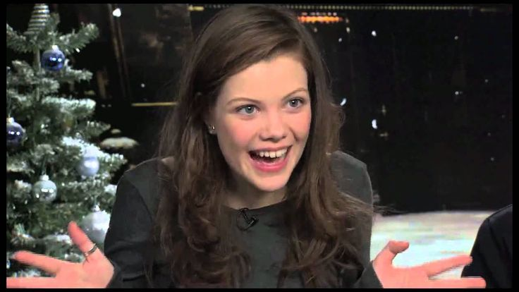 Interview with Georgie Henley and Will Poulter