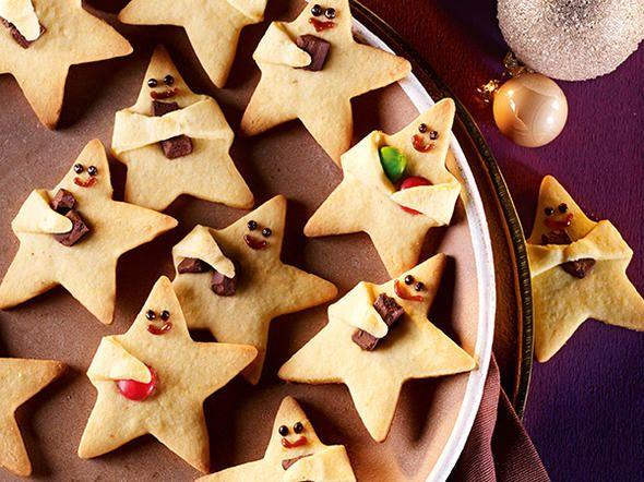 Versüßen Sie sich die Adventszeit und Backen Sie mit Ihren Kindern leckere  Weihnachtplätzchen. Die besten Rezepte!