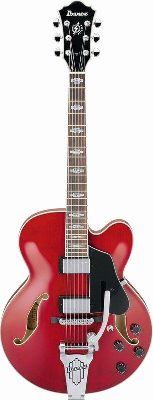 Guitarra Ibanez AFS 75 T TRD - Musitech Instrumentos Musicais