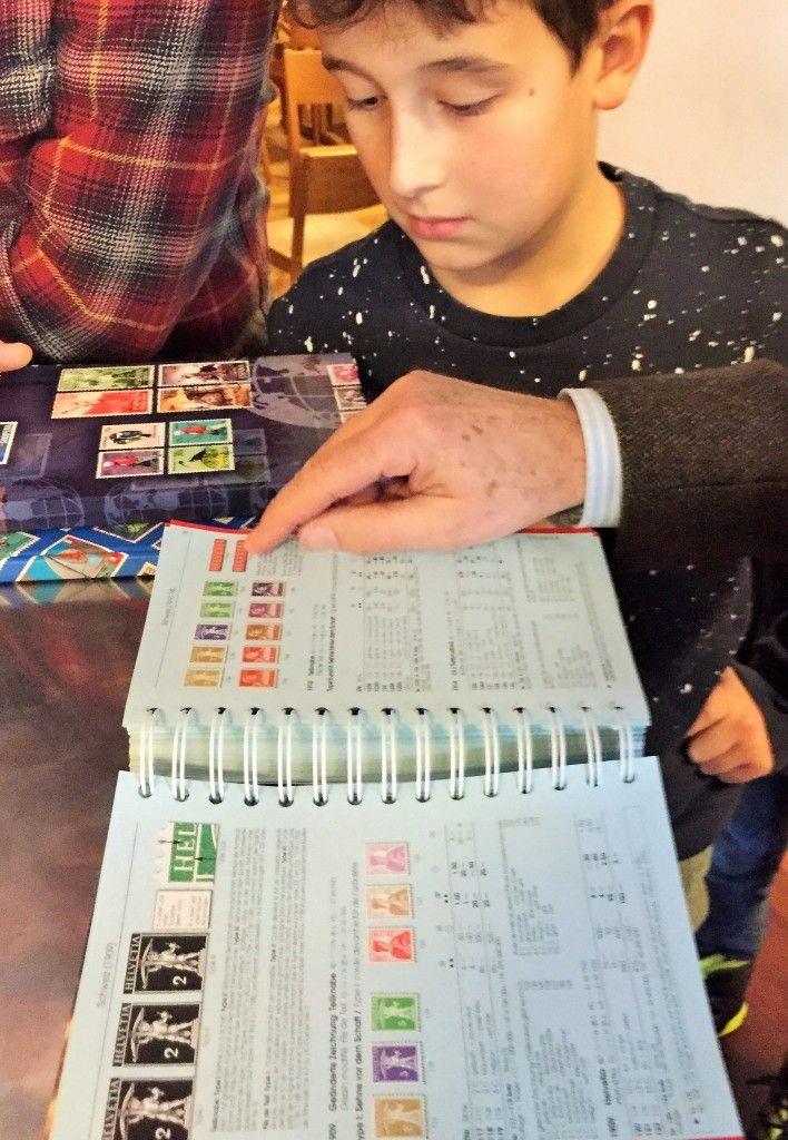 Kindheitserinnerungen: Briefmarken sammeln next level