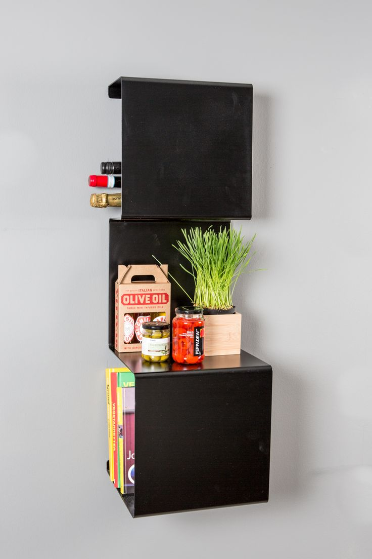 Showcase#3 shelf from Anne Linde in the kitchen