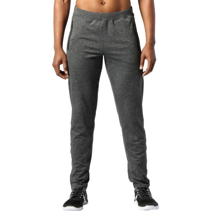 Second Skin Women's Training Pants, Size: XL, Gravel Heather