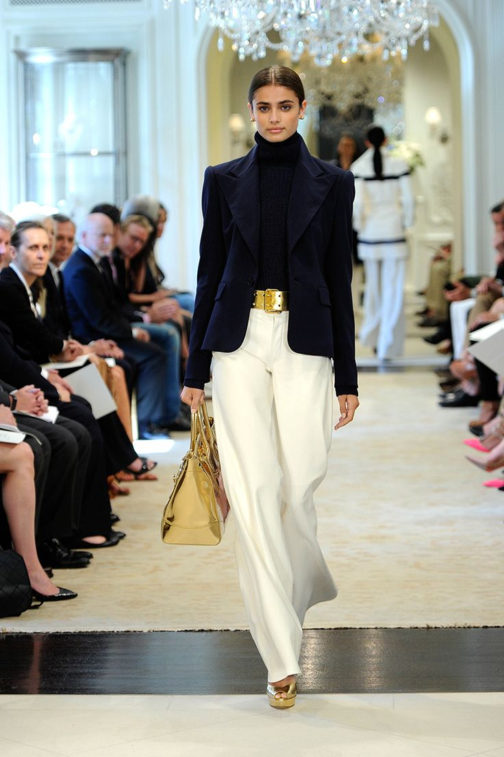 Ralph Lauren's resort collection brings back the art of chic travel.