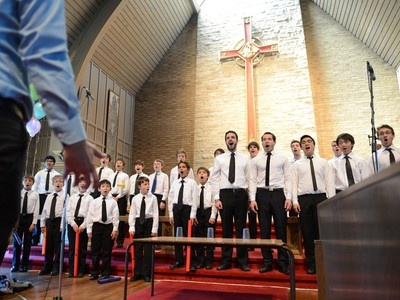 Oakville Children's Choir sings about legends
