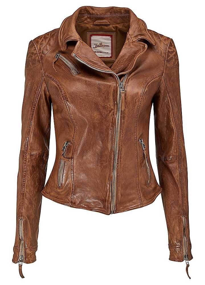 Joe Browns Joe's Signature Leather Jacket