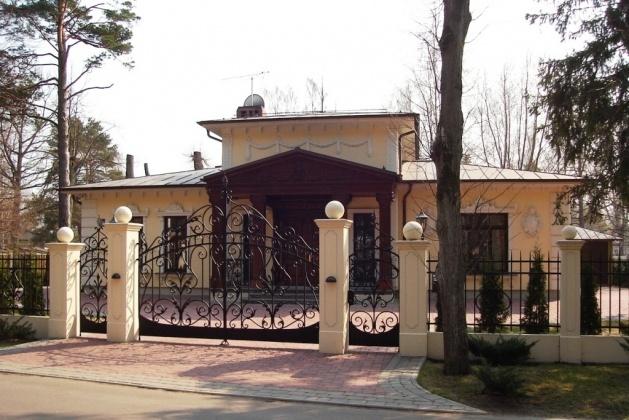 Exclusive house in Jurmala in the dune area, in Asari, 1 300 000 €