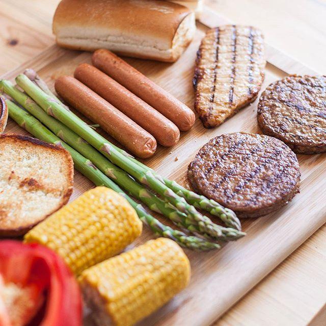 En grillmiddag der alle kan velge sine favoritter er alltid en vinner! Hva legger du på grillen når du får bestemme? 😀#hälsanskök