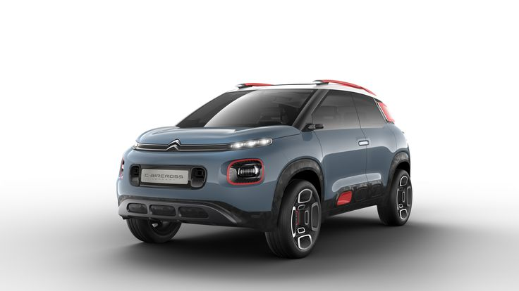 Así es el Citroën C-Aircross, un nuevo SUV compacto que se presentará en Ginebra El concept del SUV compacto de Citroën. La presentación mundial será el 7 del mes próximo, en el Salón de Ginebra. Pero para preparar el terreno,... http://sientemendoza.com/2017/02/12/asi-es-el-citroen-c-aircross-un-nuevo-suv-compacto-que-se-presentara-en-ginebra/