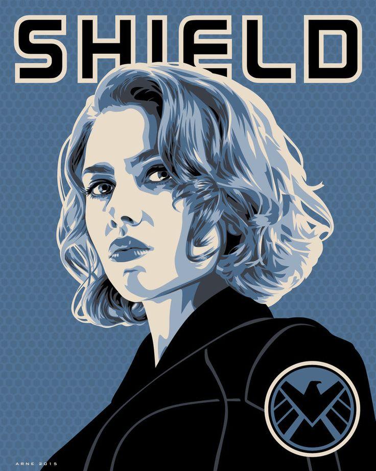 Agent of SHIELD and member of the Avengers, Natasha Romanoff