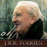 JRR Tolkien - Born in Bloemfontein, South Africa